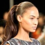 Sleek ponytail. Denver hair salons