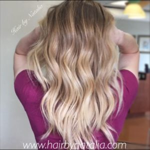 Balayage Denver. Best hair color salon. Best Hairstylist Denver