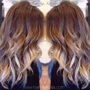 Balayage Denver. Best Hairstylist Denver. Best hair salon Denver