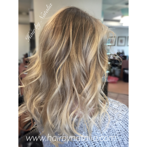 Balayage ombre hair Denver. Best Hairstylist Denver. Hair salon Denver