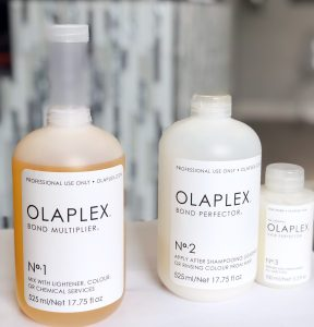 Olaplex hair salon in Denver