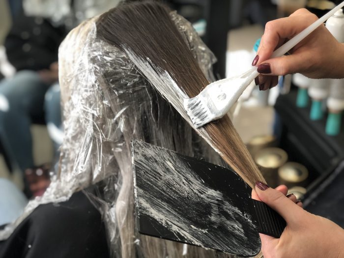 Balayage and Blonde hair color specialist