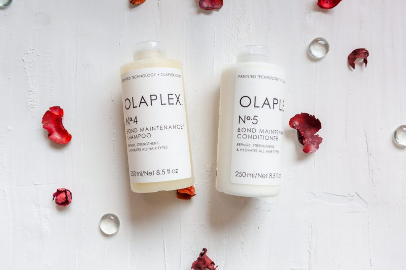 Olaplex Hair salon. How to transition hair back to your natural color