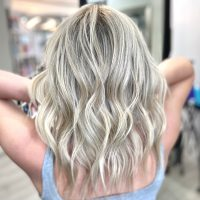 blonde highlights denver