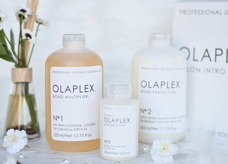Olaplex salon in Denver