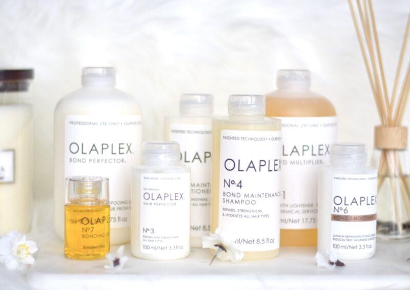 Olaplex Hair treatment for blonde, highlighted, dry or damaged hair