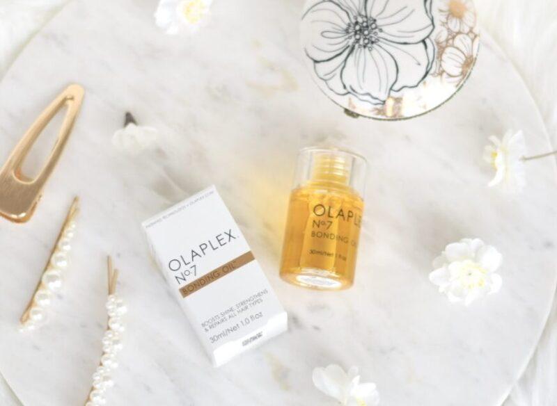 Olaplex oil. Best Hair Oil for dry damaged highlighted hair