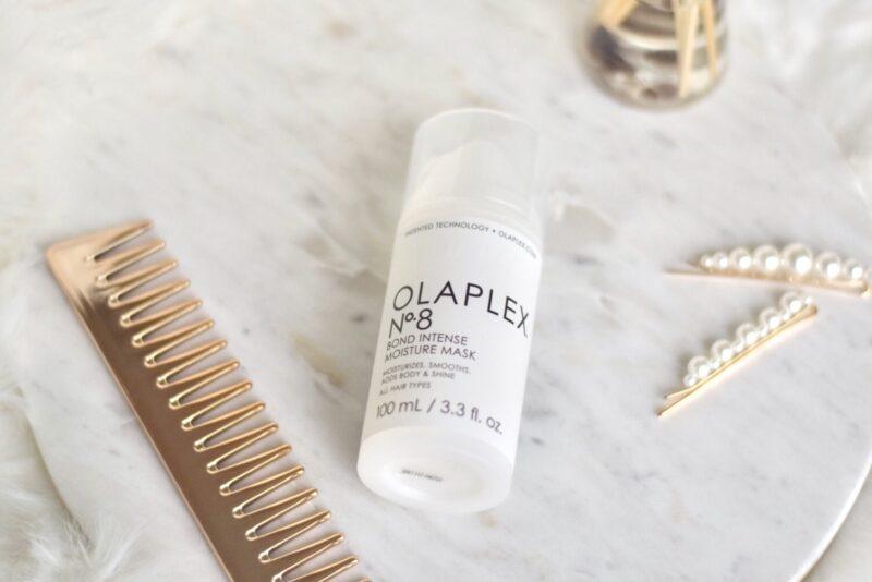 New Olaplex hair mask that moisturize and repair damaged hair